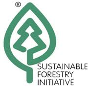 Art Ink Print Sustainable Forestry Initiative environmentally certified papers at Art Ink Print