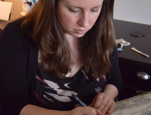 Artist Q&A with Amy Frank