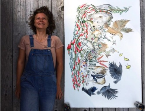Artist Q&A with Claire Gaulin-Brown